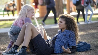 Zendaya Has Explained How Starring In 'Euphoria' Has Changed Her As A Person