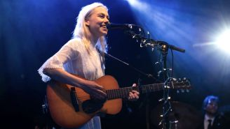 Phoebe Bridgers Applauds A Singer's 'Preemptive Cover' Of Her Upcoming Third Album's Opening Track