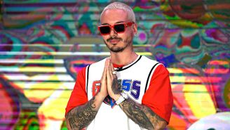 J Balvin Reveals He's Recovering From A 'Bad' Case Of Coronavirus