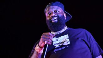 Rick Ross Faces Strong Criticism Thanks To A Resurfaced Clip Of Him On VH1's 'Signed'
