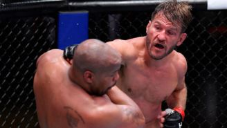 Stipe Miocic Defended His Heavyweight Title Against Daniel Cormier At UFC 252