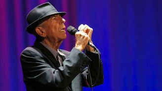 Leonard Cohen's Estate Is Looking To Sue the RNC Over Their Unauthorized Use Of 'Hallelujah'