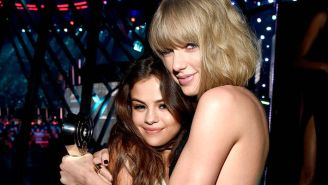 Selena Gomez Interrupted Filming Her 'Selena + Chef' Series To FaceTime Her 'Best Friend' Taylor Swift