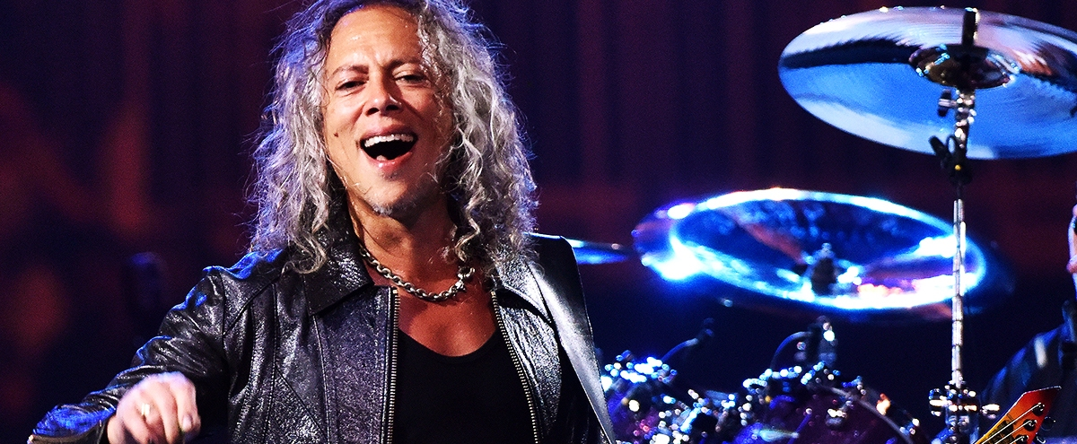 Metallica's Kirk Hammett On 'S&M2' And Why He Isn't Sure When Live Music Tours Will Return