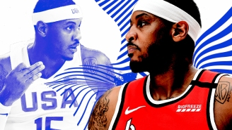 Of Course Carmelo Anthony Is A Hall Of Famer