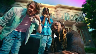 Murda Beatz, Ty Dolla Sign, And Polo G Keep Their 'Doors Unlocked' In Their Opulent New Video