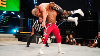 Wednesday Night's Alright: A Slow Week For NXT And AEW Dynamite
