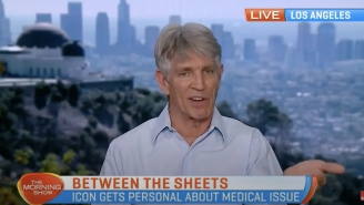 Eric Roberts Is Promoting A Device That Zaps A Man's Penis With Sound Waves To Cure Erectile Dysfunction