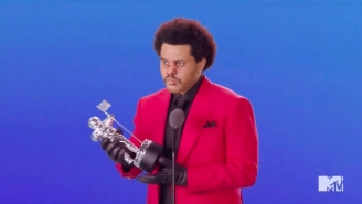The Weeknd Calls For Justice For Breonna Taylor And Jacob Blake In His VMA Acceptance Speech