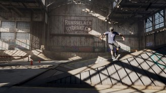 The 'Tony Hawk's Pro Skater 1 And 2' Warehouse Demo Is An Intense Jolt Of Nostalgia