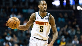 Report: Will Barton Is Out Indefinitely Due To Knee Issues