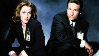 'The X-Files' Cast Reunited To Provide Lyrics To The Show's Eerie Theme Song
