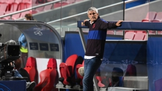 Barcelona Fire Manager Quique Setien, But More Is Needed To Fix Their Problems