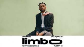 Amine Celebrates The Release Of His 'Limbo' Album With A Live Performance Of Its Entirety On YouTube