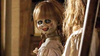 No, The 'Annabelle' Doll Did Not Escape From The Warren Occult Museum, But She's Been Up To No Good Lately