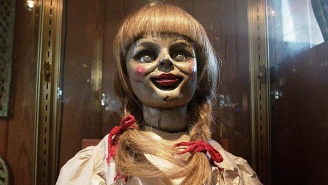 The 'Annabelle' Doll's Owner Has The Demonic Doll Situation Under Control, And He's Seen All The Memes