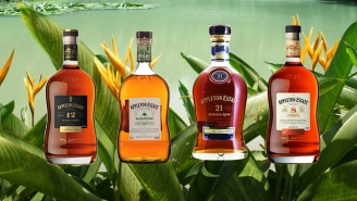 Expression Session — Tasting Four Rums In The Appleton Estate Portfolio