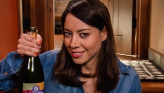 Aubrey Plaza Is Dismayed To Learn That Joe Biden Is Now 'The Most Famous Person In Delaware'