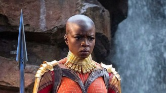 Danai Gurira Posted A Moving Tribute To Her 'Black Panther' Co-Star Chadwick Boseman