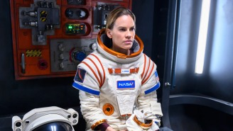 Netflix Blasts Off For Mars With Hilary Swank In The 'Away' Trailer