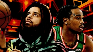 The Rappers Whose Basketball Workouts Could Give J. Cole A Run For His Money