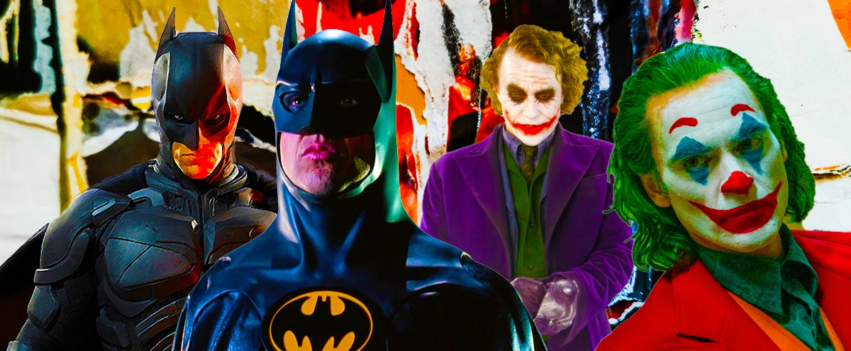 Every Actor Is Either A Batman Or A Joker