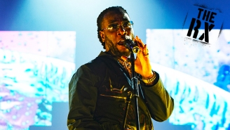 With 'Twice As Tall,' Burna Boy Furthers His Pan-African Mission