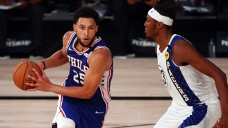 Ben Simmons Will Leave The NBA's Bubble To Undergo A Procedure On His Knee