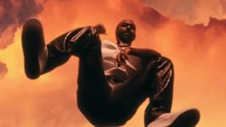 Big Sean Has Angel Wings In His Uplifting 'Harder Than My Demons' Video