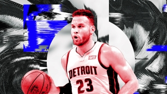 Blake Griffin Talks About The Mental Side Of Rehab And His New Podcast, 'The Pursuit Of Healthiness'