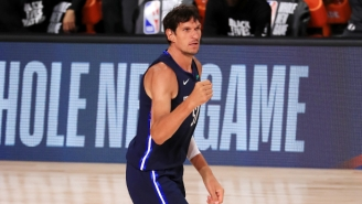 Boban Marjanovic Missed A Mavs Player Outing Because He Was Shooting A State Farm Commercial