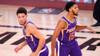 The Suns Picked Up A Fourth Straight Win Thanks To Booker, Ayton, And Cam Payne
