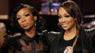 Brandy And Monica Teamed Up To Recreate Their Iconic 'The Boy Is Mine' Exchange 23 Years Later