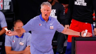 The Philadelphia 76ers Have Fired Brett Brown After Seven Seasons