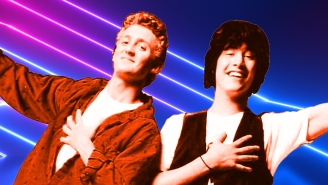 A Bill & Ted-Inspired Exploration Into The Origin Of 'We Just Melvined Death'