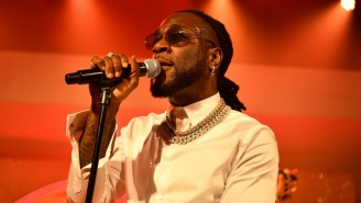 Burna Boy Addresses The Ongoing Unrest In Nigeria With '20:10:20′