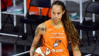 Phoenix's Brittney Griner Left The WNBA Bubble For Personal Reasons