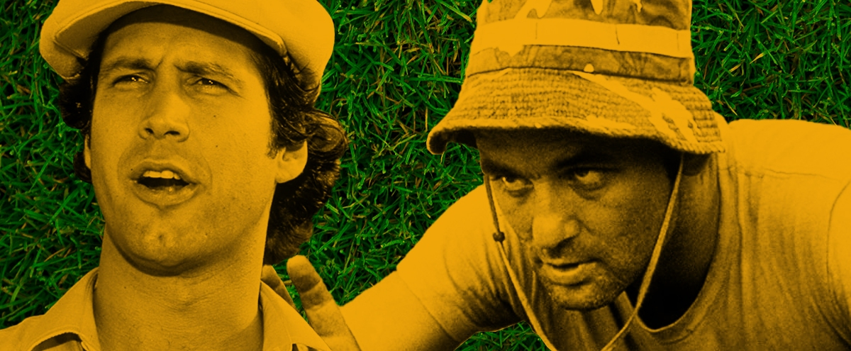 A Swan Song For Boomer Innocence: Reckoning With 'Caddyshack' At The Time Of Its 40th Anniversary