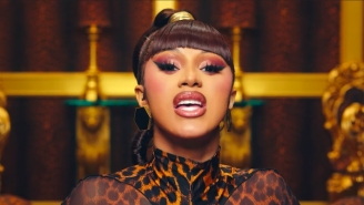 Cardi B Spent $100K On COVID-19 Testing While Shooting The 'WAP' Video
