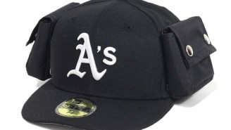 New Era Made A Very Expensive Hat With Cargo Pockets For Some Reason