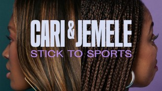 Jemele Hill And Cari Champion Tell Us What To Expect From 'Stick To Sports'