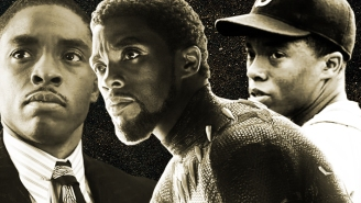 'Black Panther' Made Chadwick Boseman A Star, But His Historical Roles Made Him A Hero