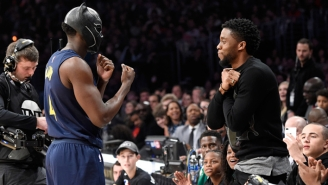 The NBA World Mourned The Death Of Chadwick Boseman