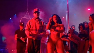 Baha Banks Hits The Strip Club With Chance The Rapper To 'Shake Dat Ass' In Her New Video