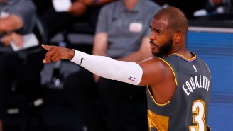 Chris Paul Will Produce And Star In The New HBO Documentary, 'The Day Sports Stood Still'