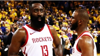 James Harden Claims Going Against Chris Paul Won't Be 'Personal'