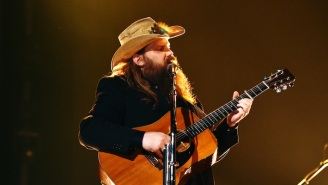 Chris Stapleton Announces His First Album Since 2017 With The Optimistic 'Starting Over'