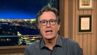 Stephen Colbert: Trump Doesn't Care If You Die, 'As Long As He Wins'