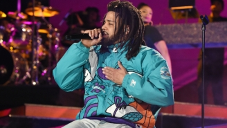 NBA Players Could Not Get Enough Of J. Cole's 'The Off-Season'