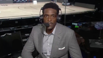 Chris Webber Made A Passionate, Emotional Plea: 'If Not Now, When?'